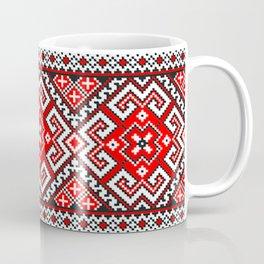 Cross stitch pattern Coffee Mug