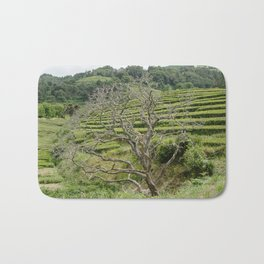 L'arbre et le thé Bath Mat