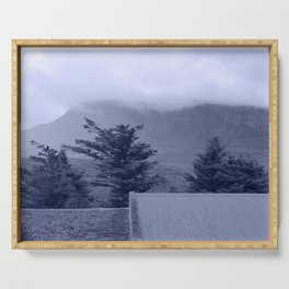 Misty Muckish Donegal Tint Serving Tray