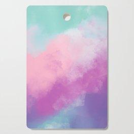 Candy Clouds Cutting Board