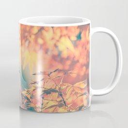SUBTLE MAPLE - AUTUMN PINK Coffee Mug