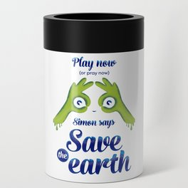Simon says... Save the earth Can Cooler