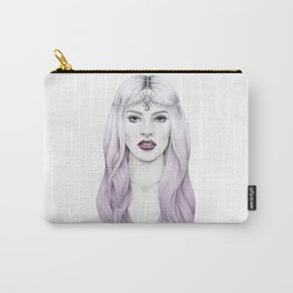 The White Goddess Carry-All Pouch