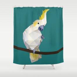 Cockatoo. Shower Curtain