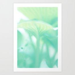 Tropical NO1 Art Print