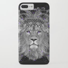 Don't Define Your World (Chief of Dreams: Lion) Tribe Series iPhone Case