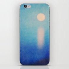 Full Moon Rising iPhone & iPod Skin
