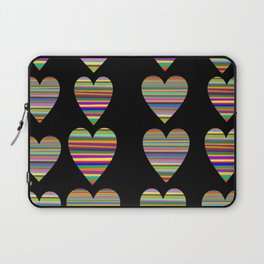 Black hate Laptop Sleeve
