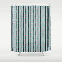 whimsical Shower Curtains featuring Whimsical by 83 Oranges™