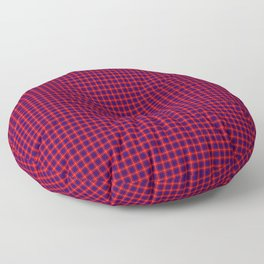 Hamilton Tartan Floor Pillow
