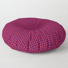 Hamilton Tartan Floor Pillow