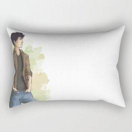 Modern day Will Rectangular Pillow