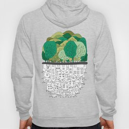 SCONFINAMENTI-CITY AND NATURE Hoody