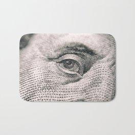 Benjamin Franklin Eye Bath Mat