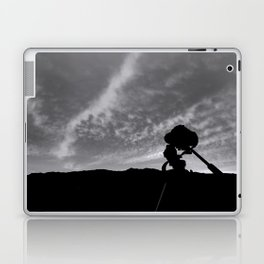 Day 2 of 7 Day B & W Challenge Laptop & iPad Skin