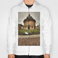 Radcliffe Camera, Oxford. Hoody