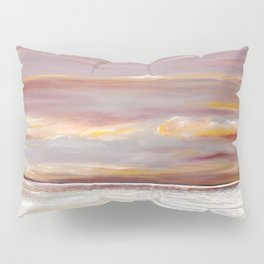 Ferry Boat View Pillow Sham