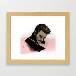 AG Element Framed Art Print