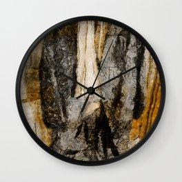 Father's Coat Wall Clock