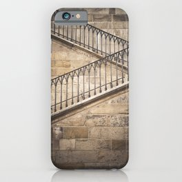 The way up iPhone Case