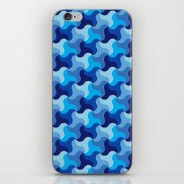 All-Blue Alhambra iPhone Skin