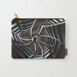 Twisted Cyberpunk Tunnel Carry-All Pouch