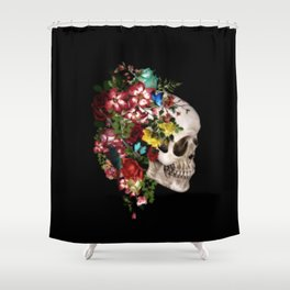 amazing scale Shower Curtain