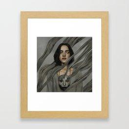 Deconstruction.  Framed Art Print