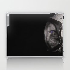 Space catet Staring into space Laptop & iPad Skin