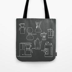 coffee makers Tote Bag