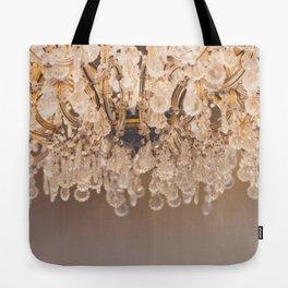 Chandelier I Tote Bag