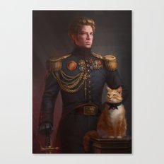 Regency Hux Canvas Print