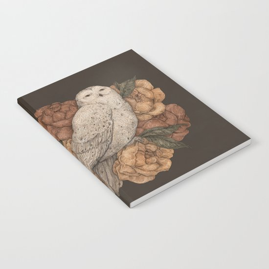 Snowy Owl Notebook