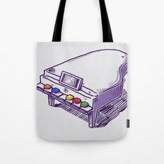 Classical Hero Tote Bag