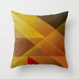 Jazz Festival 2012 (Number 2 in a series of 4) Throw Pillow