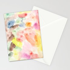 Color Fields Stationery Cards