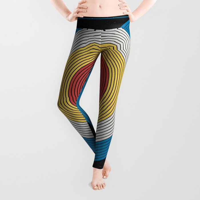 Making Peace With Noise Leggings