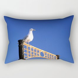 Brighton Bird Rectangular Pillow