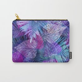 Forest Flora 3 Carry-All Pouch