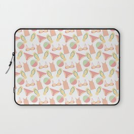 Pattern with swimsuits Laptop Sleeve