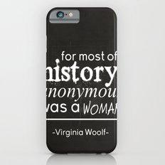 Anonymous iPhone 6s Slim Case