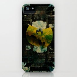 Wu-AVES iPhone Case