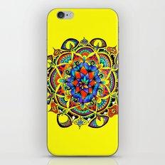 Mandala Bloom iPhone Skin