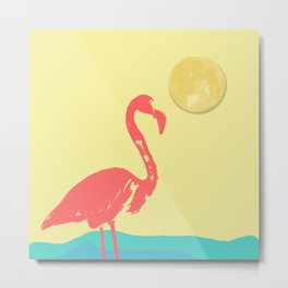 Off The Florida Keys Metal Print