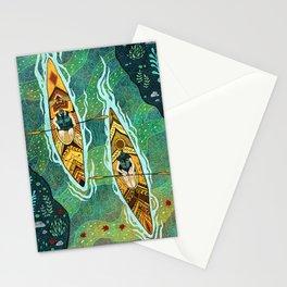 Kayaking Stationery Cards