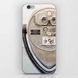 Quarters Only iPhone Skin
