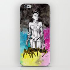 METROPOLIS iPhone & iPod Skin