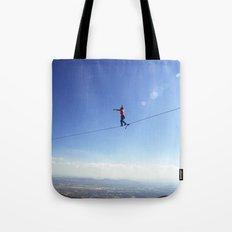 Highlining California Tote Bag