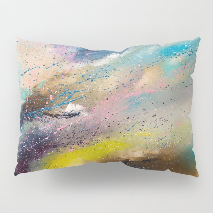 Flying snake Pillow Sham