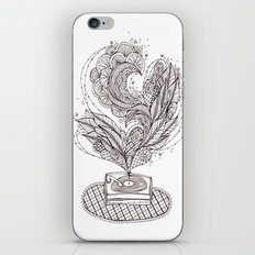 the music maker iPhone & iPod Skin